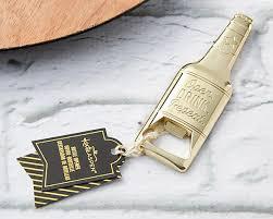 bottle opener favor bottle shaped bottle opener favors