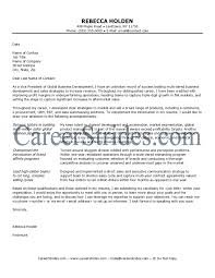 Business Development Introduction Letter by Sales Administrative Assistant Cover Letter For Executive Job