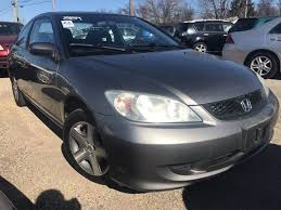 honda civic 2004 coupe 2004 honda civic ex 2dr coupe in louisville ky unlimited motors