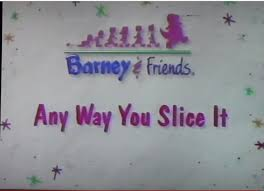 Image Threewishes Theend Jpg Barney by Anyway You Slice It Barney U0026friends Wiki Fandom Powered By Wikia