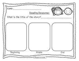 beginning middle and end worksheets for kindergarten 28