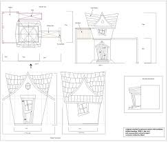 Tree House Floor Plan Blueprints For A Treehouse Home Design Ideas