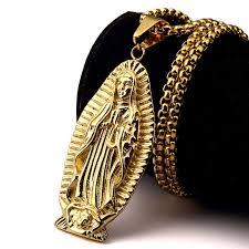 aliexpress buy nyuk mens 39 hip hop jewelry iced out 2016 new design gold pendant necklace steel religious