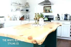 kitchen island wood top wood top kitchen islands island tops with sink and light quartz
