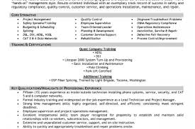 Cable Installer Resume Sample by It Support Technician Resume Sample Resume Sample Network