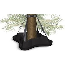 amazon com heavy duty christmas tree stand 3 brace standtastic