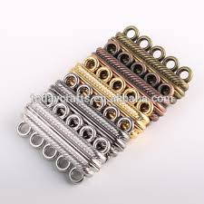 clasps necklace images High quality slide lock clasps for 5 multi strand necklace clasps jpg