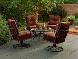 Outdoor Deck Furniture by Furniture Gorgeous Outdoor Living Space Decoration Using Solid