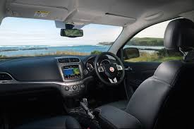 fiat freemont interior 2015 fiat freemont crossroad v6 review caradvice