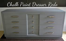 Chalk Paint Furniture Images by Life With 4 Boys Diy Chalk Paint Dresser Redo