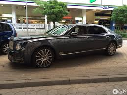 bentley mulsanne black 2016 bentley mulsanne ewb 2016 27 july 2016 autogespot