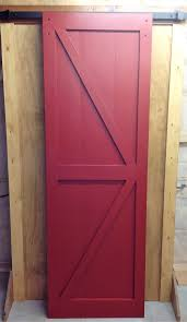 Red Barn Doors by Barn Doors U2014 Rustic Custom Designs