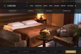 website to design a room hotel website design company