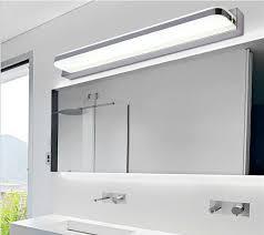 Anti Mist Bathroom Mirror Mirror Light Led Bathroom Wall L Mirror Glass Waterproof Anti