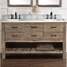Fairmont Designs Bathroom Vanity Fairmont Designs Napa 60 Vanity Sonoma Sand Intended For