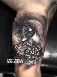 kite surfer tattoos pictures to pin on pinterest tattooskid