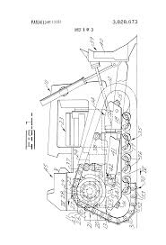 patent us3828873 high drive track type vehicle patents