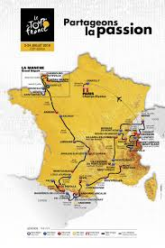 Carcassonne France Map by Tour De France 2018 Route What We Know So Far Page 3 Of 4