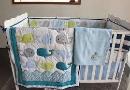 Blue And Green Crib Bedding Sets Ocean Crib Bedding Ideas Home Inspirations Design