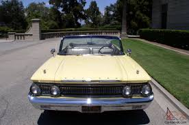mercury monterey convertible 44 000 original miles beautiful