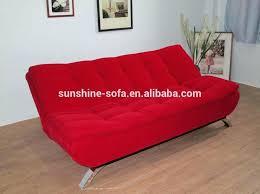 Folding Cushion Bed Fold Sofa Bed 2 Polyester Micro Fiber Fabric Compact Fold