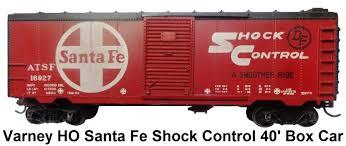 box car varney trains