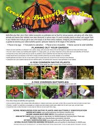 your backyard wildlife habitat planning a butterfly garden the