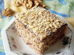 recette amour de cuisine recette de gâteau aux noix par dailys