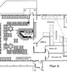 restaurant floor plan examples interior home page sample