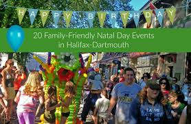 halifax dartmouth natal day family halifax