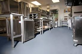 Kitchen Floor Options by Commercial Kitchen Flooring Epoxy U0026 Stained Concrete Industrial