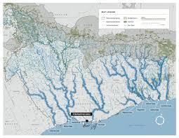 Map Of Toronto Nine Rivers City Visual Arts