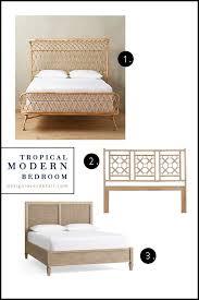 Headboard And Frame Best 25 Bamboo Headboard Ideas On Pinterest Beach Style