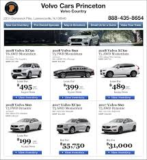 volvo email volvo cars princeton new volvo dealership in lawrenceville nj 08648