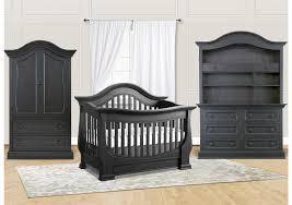 Davenport Convertible Crib Baby Appleseed Davenport Convertible Crib In Slate