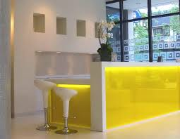 Small Salon Reception Desk Small Salon Reception Desk Home Design Ideas