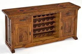 reclaimed wine furniture elegant rustic sideboard custom sideboard