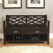 Entryway Bench With Storage And Coat Rack Bedroom Impressive Entry Storage Bench Hooks Baskets More House