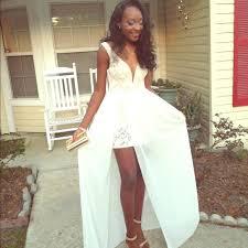 lulus dresses lulu s dresses skirts ivory prom dress poshmark