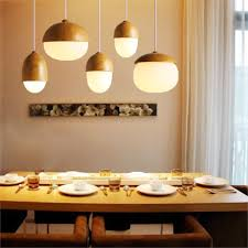 new creative bedroom pendant lamp northern european nut shape home