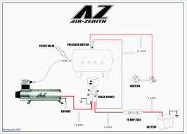 air horn wiring diagram for vehicle air wiring diagrams