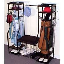 Garage Golf Bag Organizer - trunk it golf organizer gifts for joe pinterest