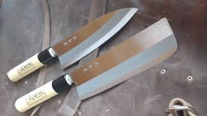 traditional japanese knives