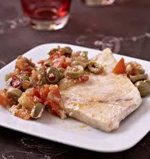 cuisine sicilienne recette espadon gourmand à la sicilienne les meilleures recettes de