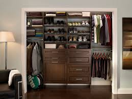 Wood Closet Shelving by Bedroom Black Closet Organizer Lowes With Drawers And Hanging