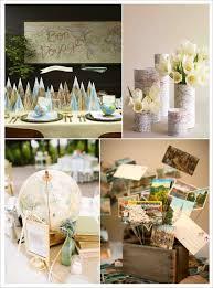 table mariage deco mariage theme voyage 1001 idées