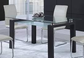 Dining Room Furniture Usa Global Furniture Usa Dining Table D4126dc Glass 4 Chairs 3