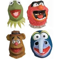 Gonzo Halloween Costume Dress Muppet