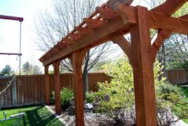 landscaping with arbors gazebos pergolas or trellises western