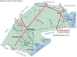 Map Of The Battle Of New Orleans by Refugio County The Handbook Of Texas Online Texas State